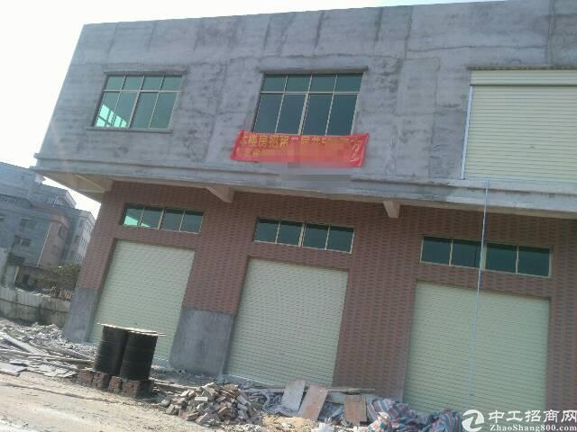 大朗沙步独栋二层厂房