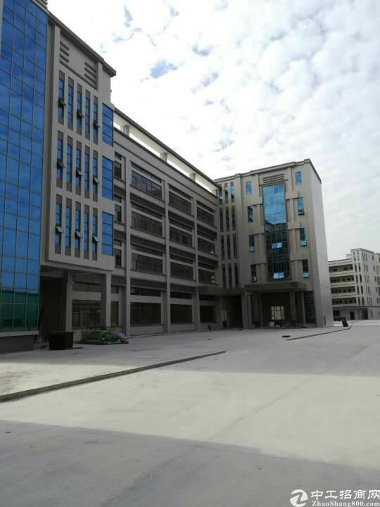茶山镇全新独院标准厂房130000平方出租