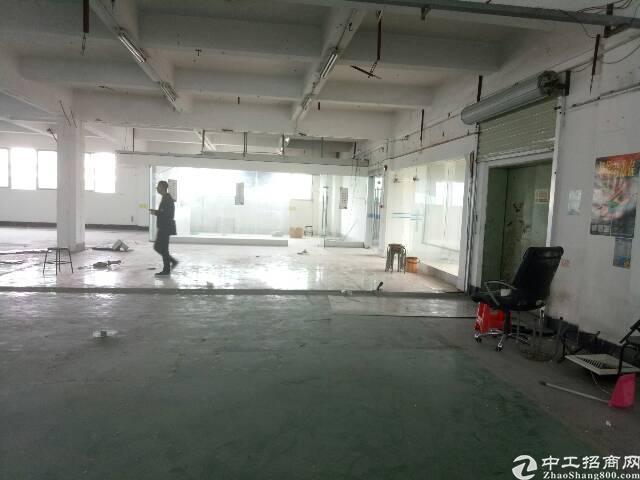 福永怀德新出3楼整层1800平方原房东厂房出租-图2