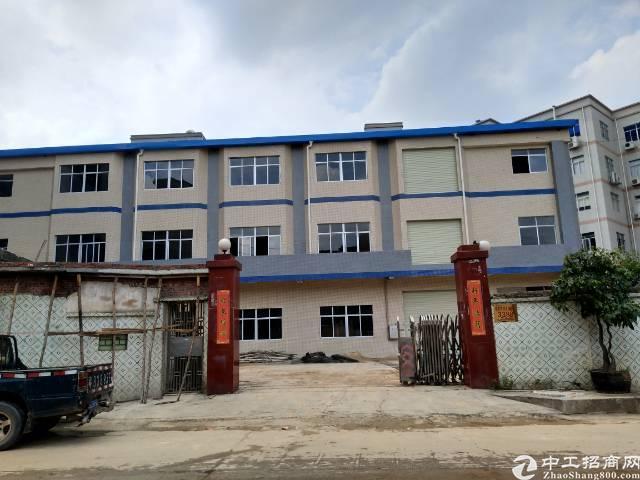 长安镇独院每层600平可分租