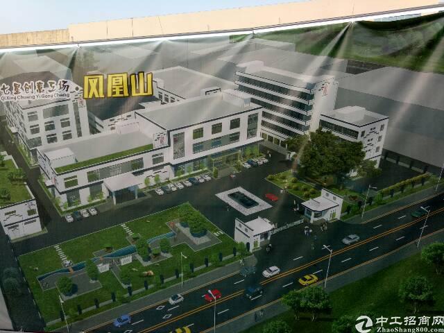 福永凤凰山附近独院5900平方带红本厂房出租-图8