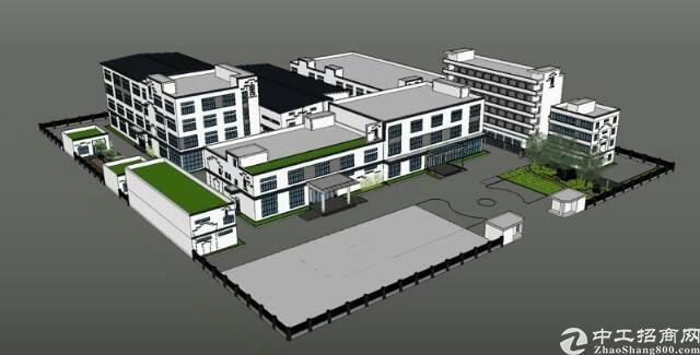 福永凤凰科技园30000平厂房出租分栋租-图3