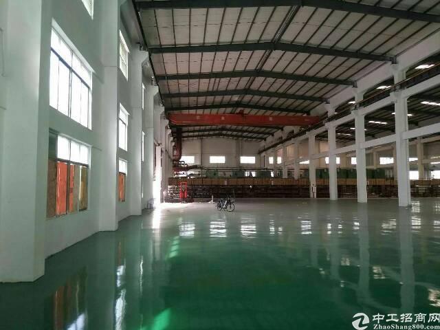 全新钢结构厂房低价抛租-图4
