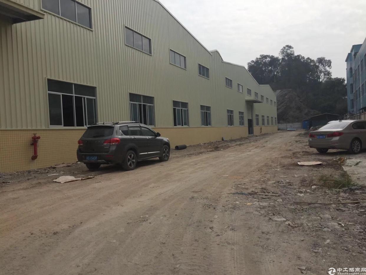 东莞市新出独院标准钢构出租