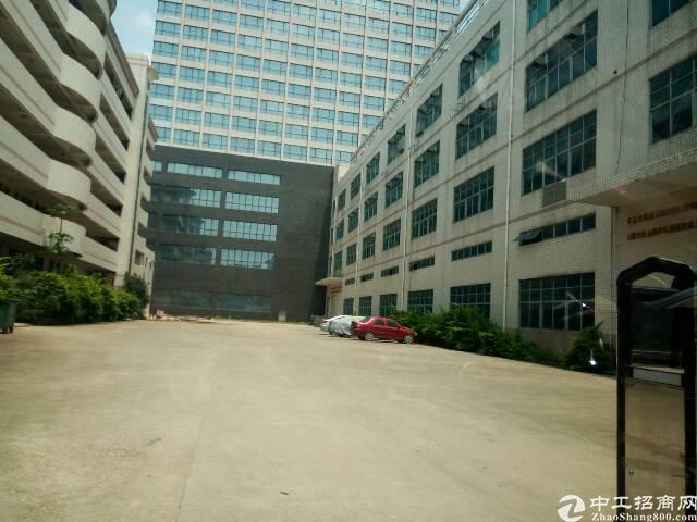 平湖华南城边上楼上带消防喷淋厂房办公楼出租-图5