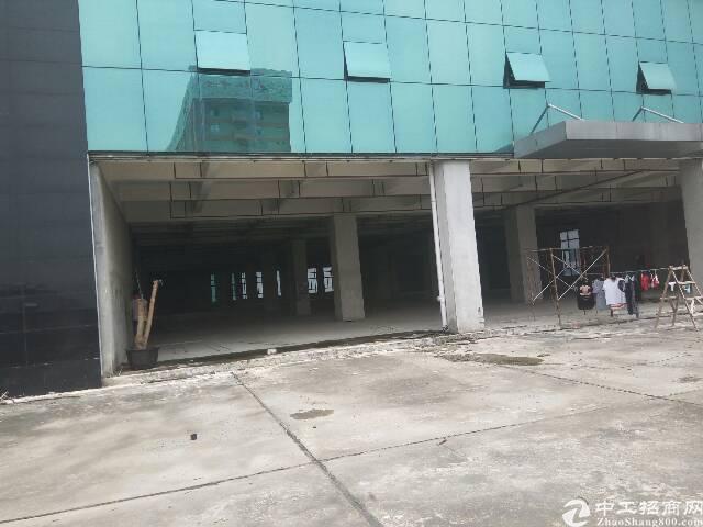平湖华南城边上楼上带消防喷淋厂房办公楼出租