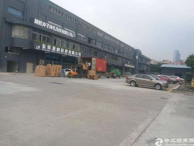 厚街宝屯村高新工业区1000方二楼厂房出租