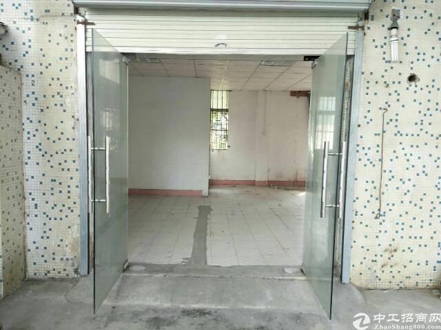 坑梓沙田比亚迪附近小面积一楼厂房200平方招租