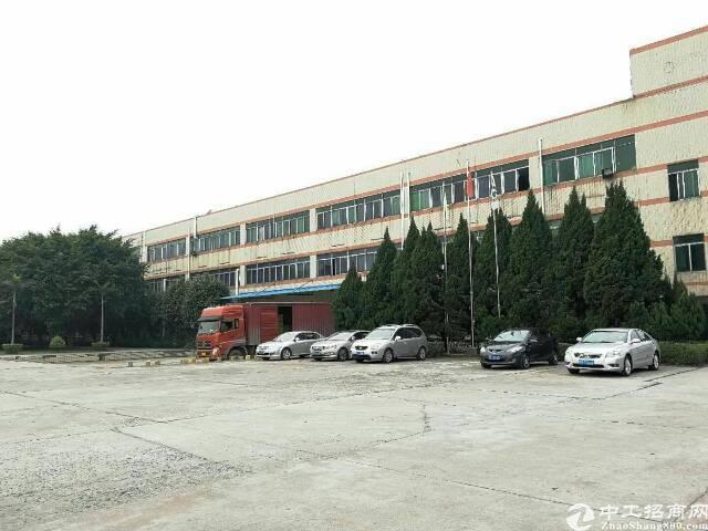 东莞市横沥镇新出独门独院厂房出租3500平方-图2