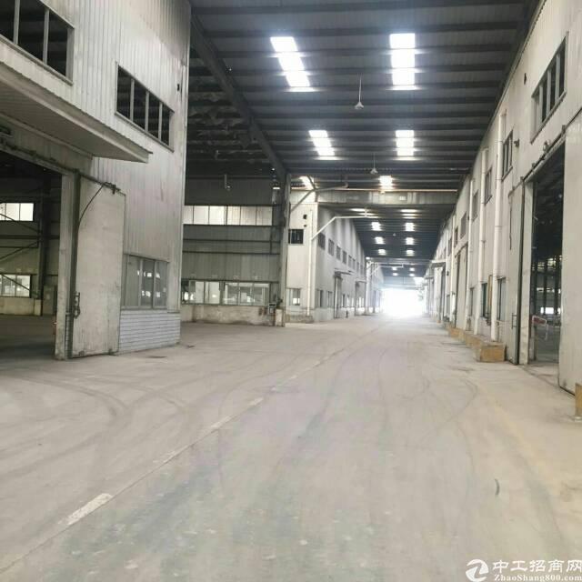 龙岗坪地钢构厂房出租