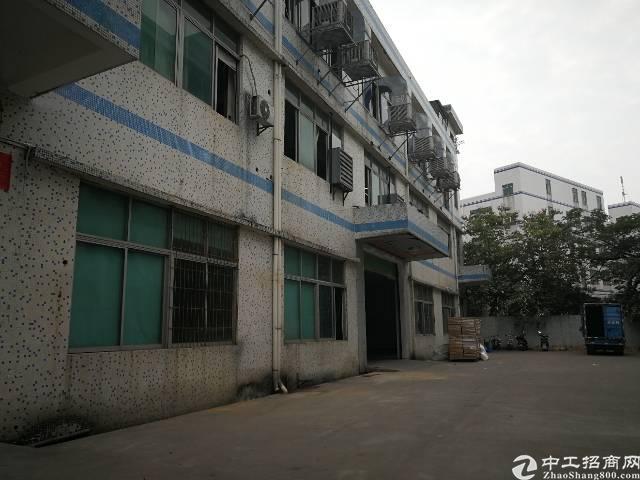福永凤凰独栋厂房3层5200平方出租-图5