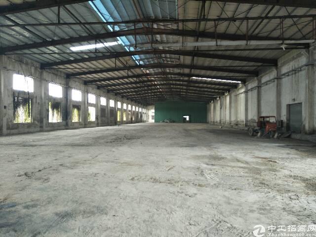 洪梅镇钢结构厂房