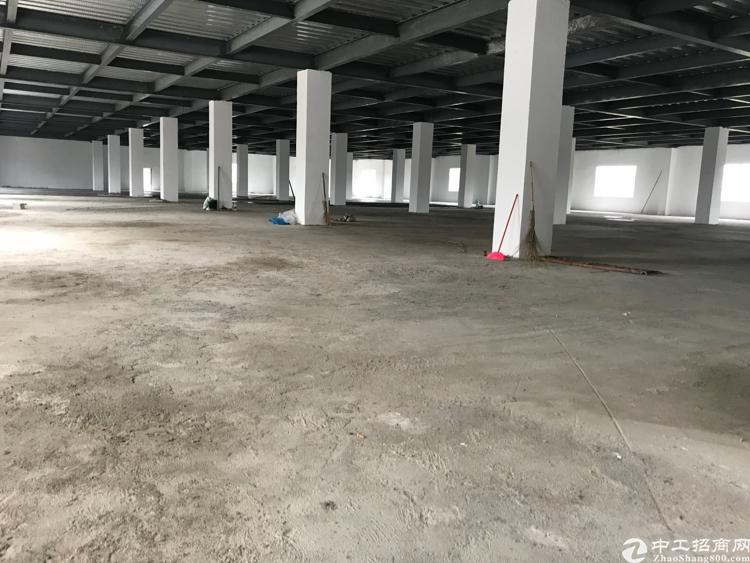 惠州市惠阳区标准厂房2楼招租3380平方米