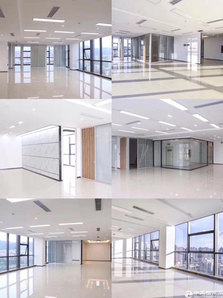 布吉甲级中安大厦全新装修188平起招租