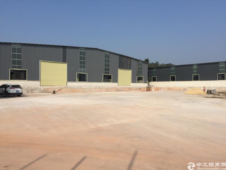 新塘标准钢构26000平厂房出租