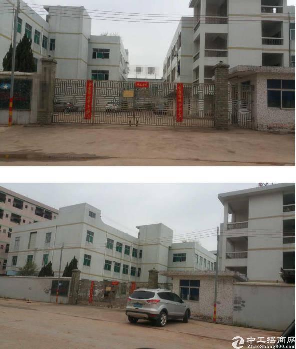 常平镇建筑 6200㎡集体证厂房出售