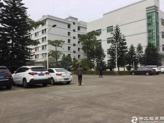 塘厦田心标准厂房一楼1600平米厂房出租