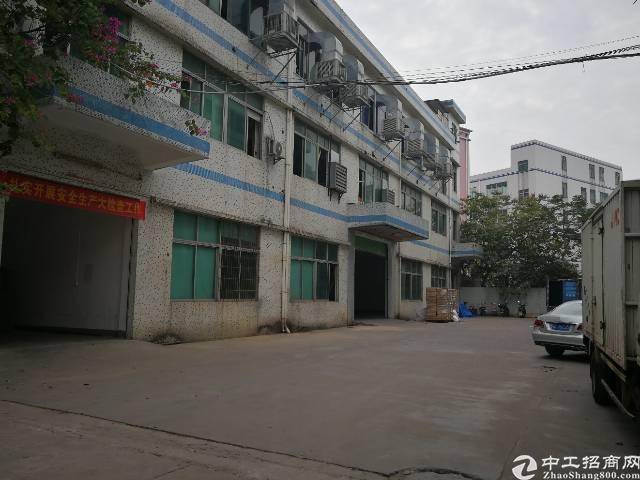 福永凤凰独栋厂房3层5200平方出租-图2