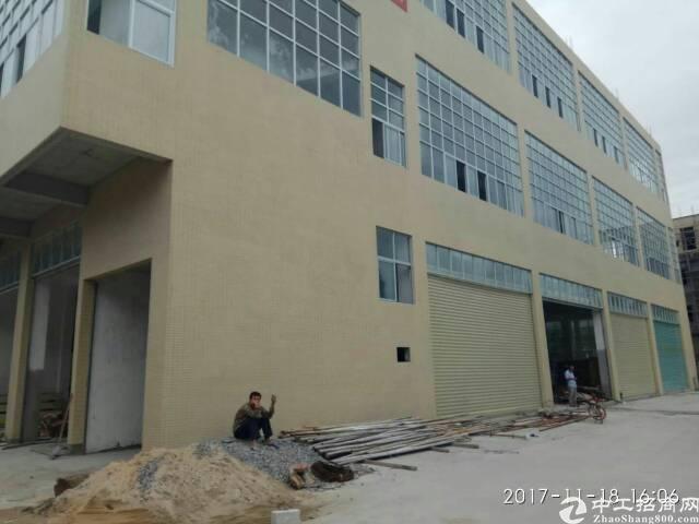 新出独门独院厂房11000平方,每层高度6.5米,影响非常好