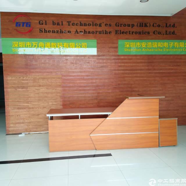 福永塘尾400原房东带装修写字楼