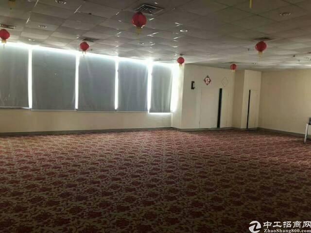 龙华深圳北站旁甲级写字楼280平精装出租