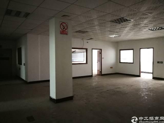 福永凤凰独栋厂房3层5200平方出租-图3