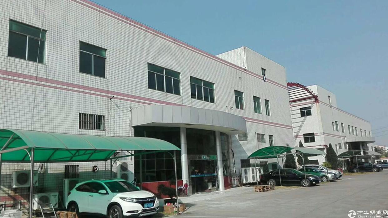大岭山镇标准独院厂房2层6000平方出租-图4