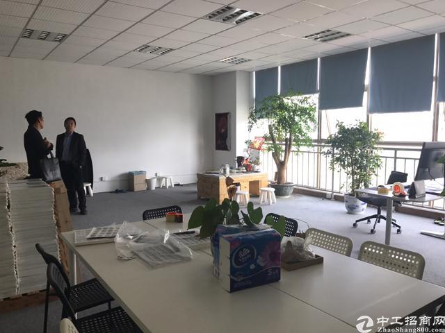 龙华大浪楼上精装修265平厂房出租-图3
