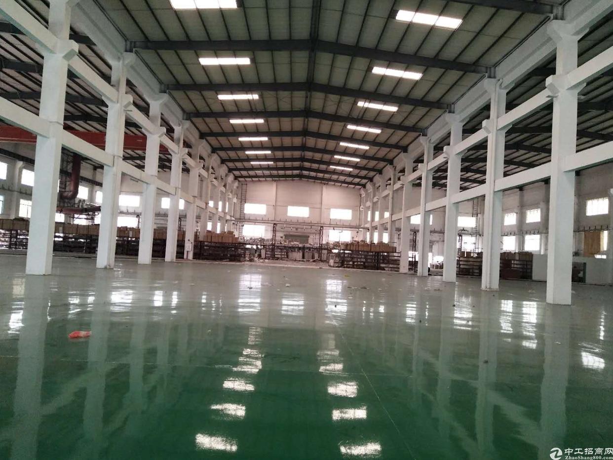 东莞横沥独门独院原房东实惠钢结构厂房8000平方