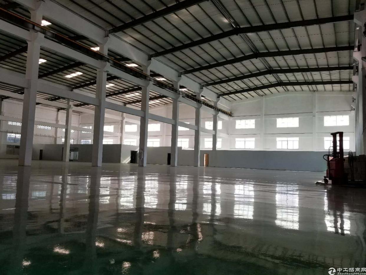 东莞横沥独门独院原房东实惠钢结构厂房8000平方-图3