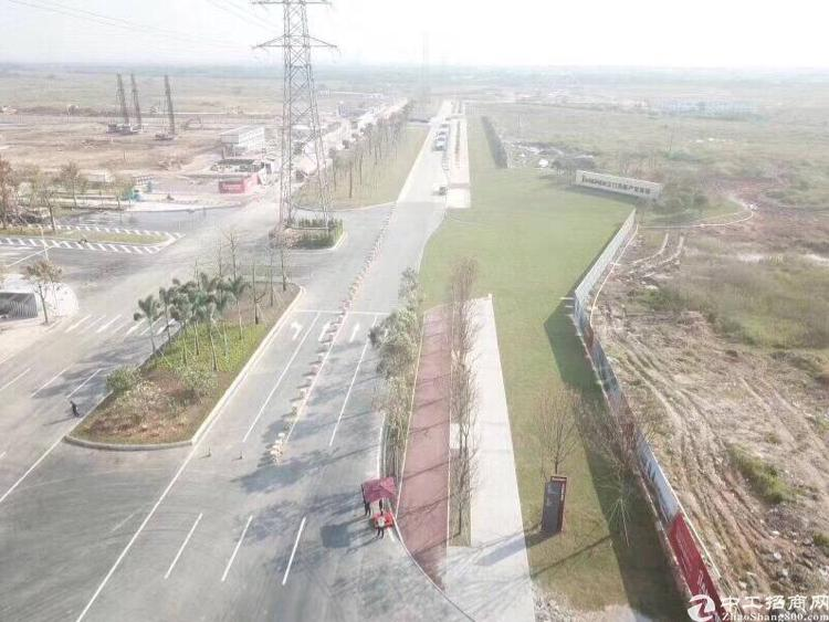 江门江海高新开发区全新红本厂房业主急售