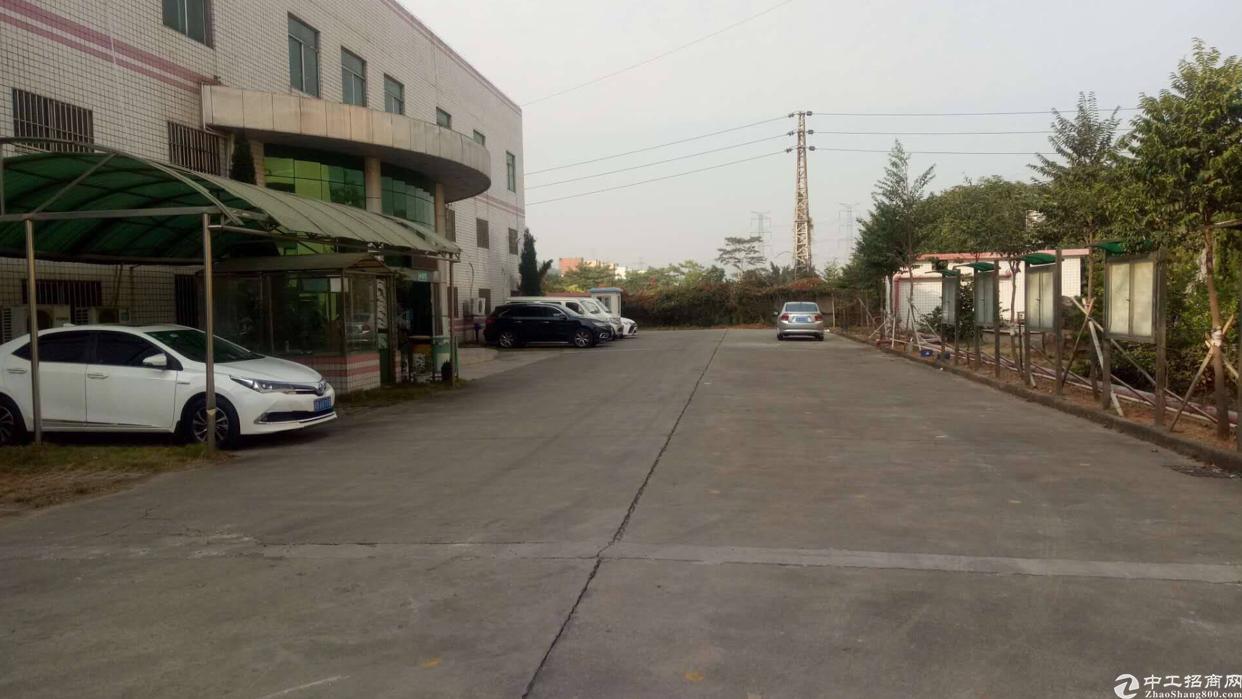 大岭山镇标准独院厂房2层6000平方出租-图3