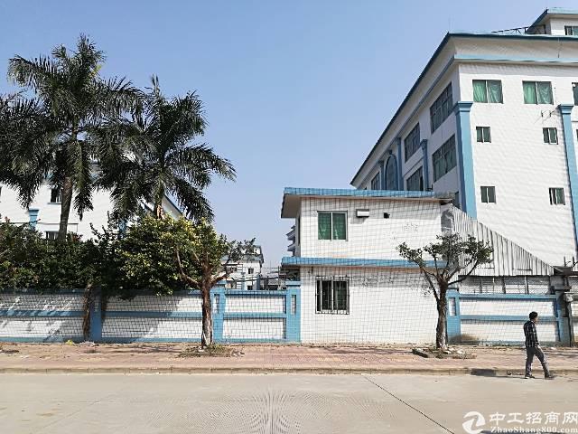 大朗镇新出独院标准厂房总面积22000青岛了带独立写字楼招租