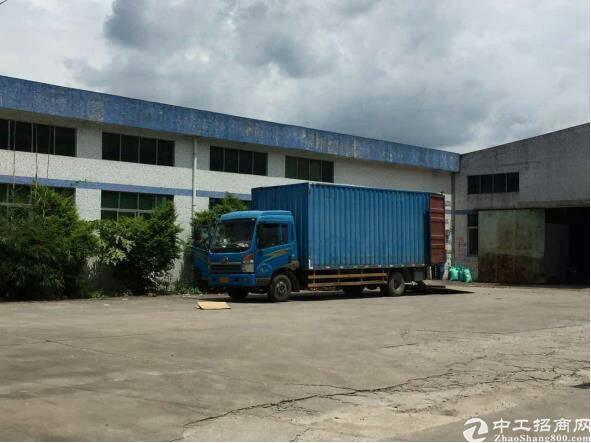 清溪镇镇建筑 5000㎡租地合同标准单一层厂房出售