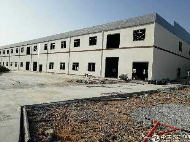 新建13600m²的独院单一层厂房-图3