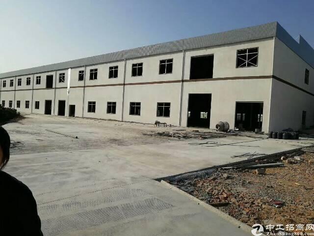 新建13600m²的独院单一层厂房-图2