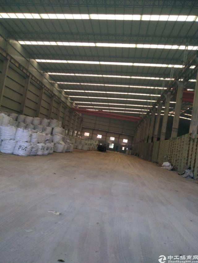 东莞单一层钢构厂房带5吨行车