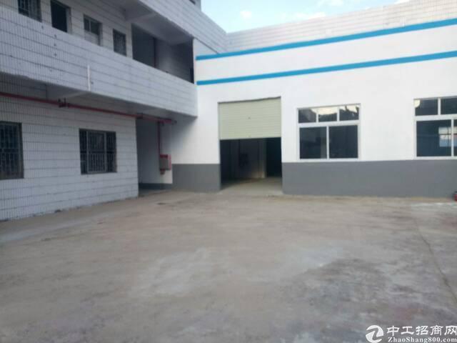 南栅独院厂房1-2层3500方急租