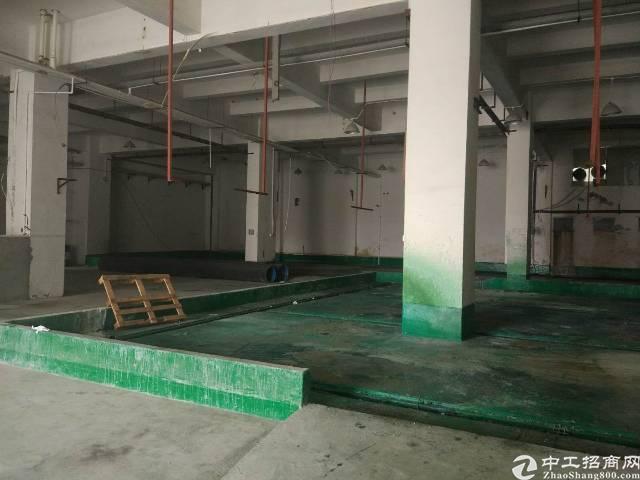 虎门镇沙角村原房东电镀厂房招租,1700平,可以分租