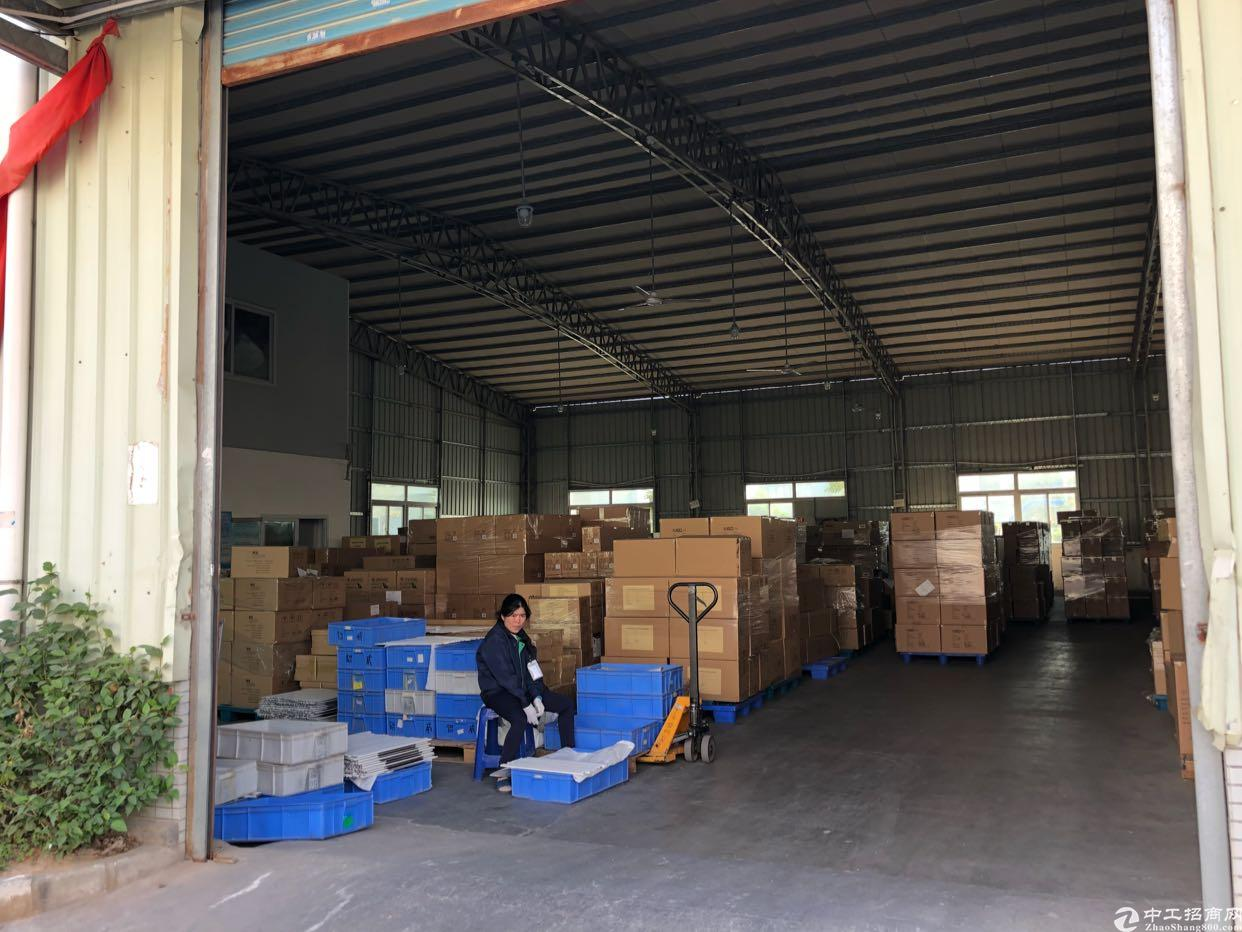 福永塘尾独院钢构2000平米-图2