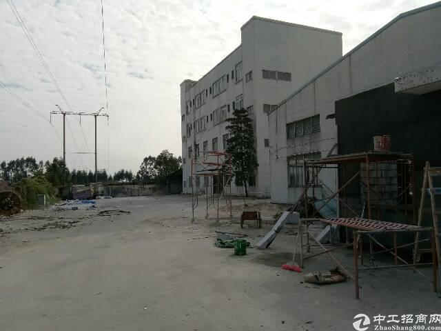 沙田镇福禄沙村原房东厂房出租。