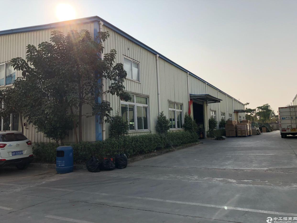 福永塘尾独院钢构2000平米-图4