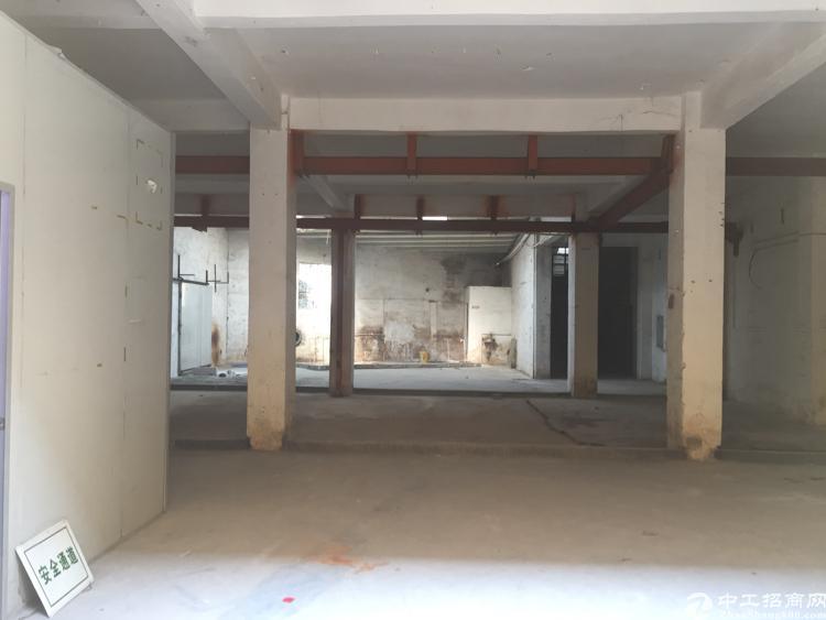 清厦村,一楼350平,带行车,有现成办公室和水电装修,易招工