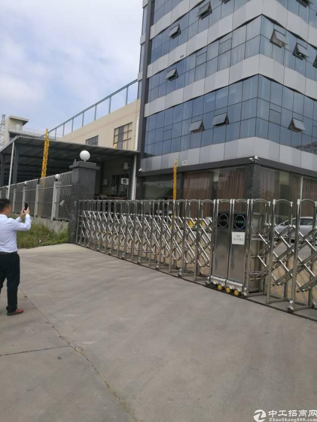 黄江镇靠公明独院厂房1-2层20000平米火爆招租
