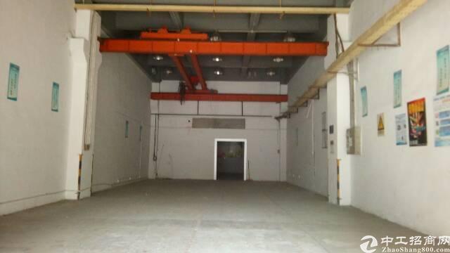 福永白石厦新塘工业区一楼400平米厂房招租