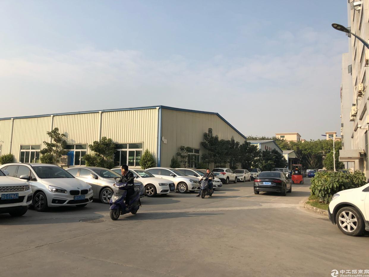 福永塘尾独院钢构2000平米-图3