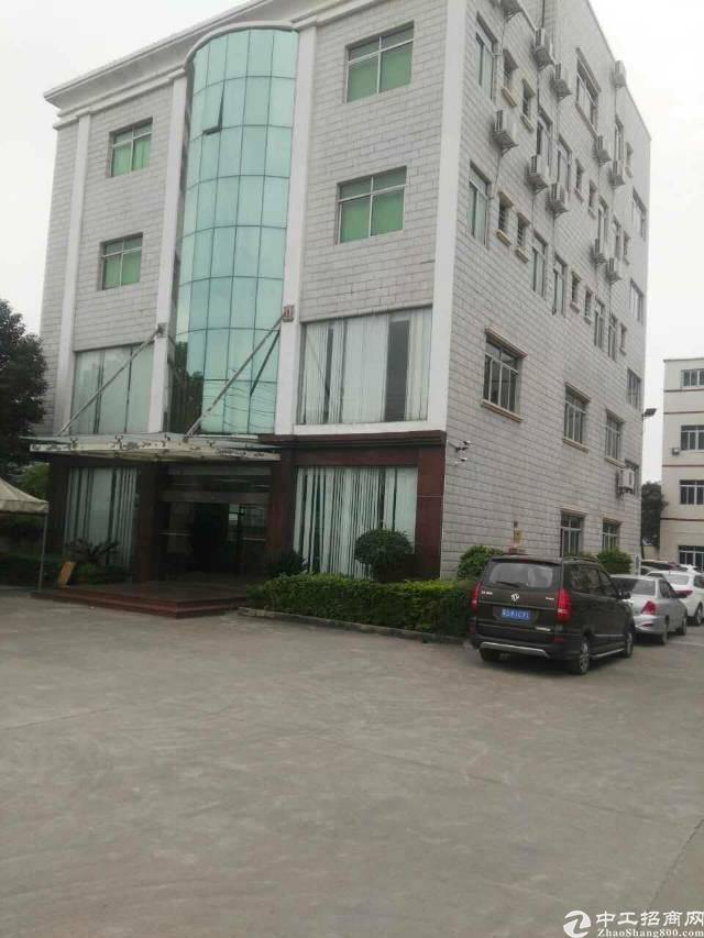 虎门358省道附近花园式独院厂房出租面积10000方形象超好-图2