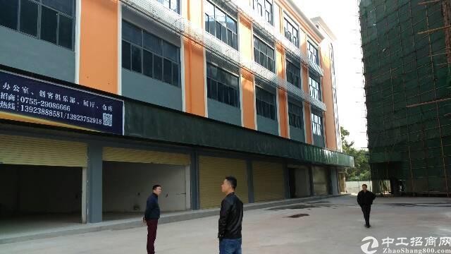 西乡固戍地铁站附近办公楼60-120-180-300平方出租