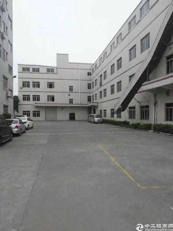 虎门358省道附近花园式独院厂房出租面积10000方形象超好