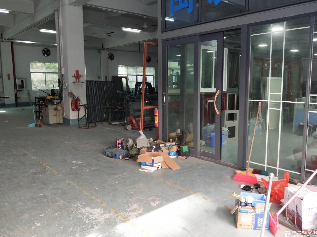 龙华大浪商业中心附近,标准厂房